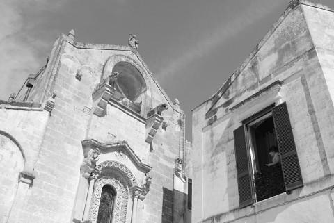 Matera -Basilica 2014