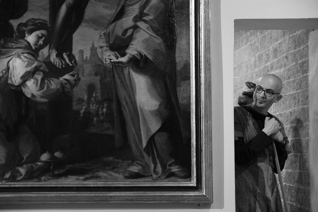 SAKROS. Misteri Terreni - Con Silvia Signori Regia di Giuliano Lenzi Allestimenti di Daria Analisi