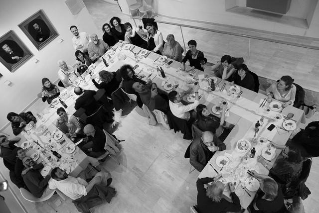Cena al Museo